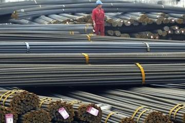 Giá thép xây dựng Trung Quốc có tuần giảm mạnh nhất gần hai tháng qua