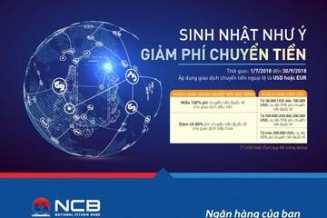 Phí chuyển tiền quốc tế của ngân hàng nào tốt nhất hiện nay?