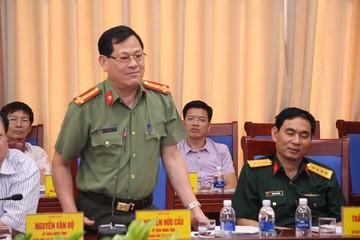 Nghệ An có 10 Phó giám đốc công an tỉnh