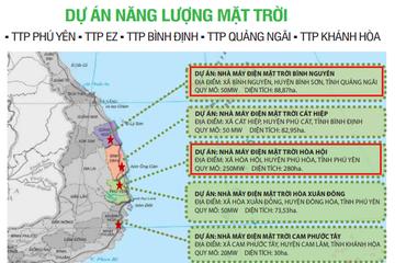 Doanh nghiệp Thái Lan liên tiếp mua cổ phần dự án điện mặt trời tại Việt Nam