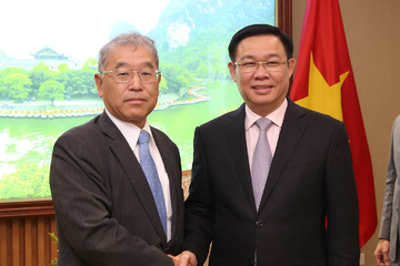 Mitsubishi chủ trương đầu tư nhà máy sản xuất ôtô điện tại Việt Nam