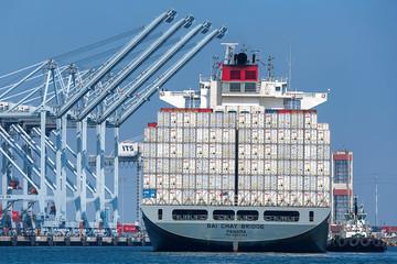 Mỹ thâm hụt thương mại cao nhất 5 tháng