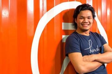 Bỏ học ở Mỹ tới Hong Kong lập startup cho thuê điện thoại