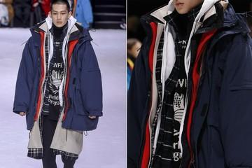 Balenciaga bán áo khoác 7 lớp giá hơn 200 triệu đồng