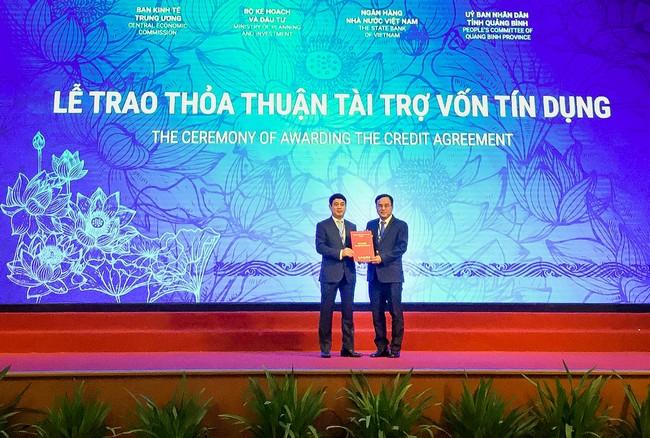 EVN vay hơn 27.000 tỷ đồng thực hiện Nhà máy Nhiệt điện Quảng Trạch 1