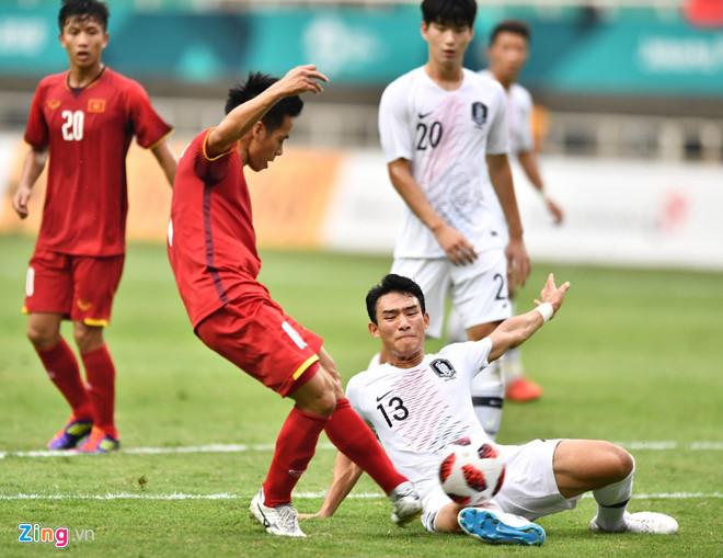 Quảng cáo ở trận Olympic Việt Nam và UAE có giá bao nhiêu?