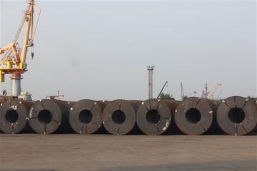 Giá sắt thép nhập khẩu tăng mạnh hơn 3 triệu đồng/tấn