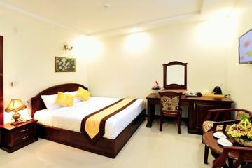 Khối ngoại đánh chiếm mảng quản lý khách sạn