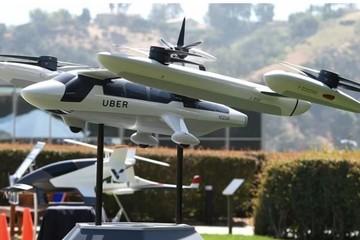 Uber sẽ thử nghiệm taxi bay tại 5 nước