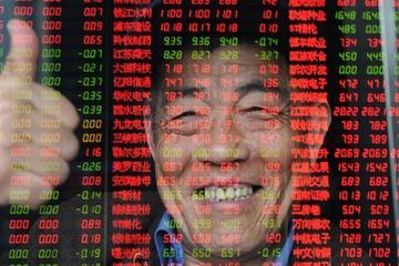 Chứng khoán Trung Quốc tăng mạnh bất chấp áp lực từ các thị trường mới nổi