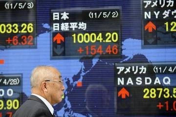Chứng khoán châu Á tích cực bất chấp nguy cơ căng thẳng thương mại leo thang