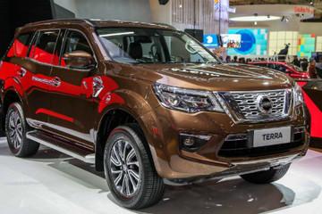 Nissan Terra sắp về Việt Nam, giá từ 900 triệu