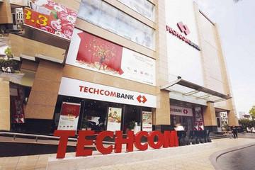 Quỹ ngoại 'trao tay' 1,35 triệu cp Techcombank