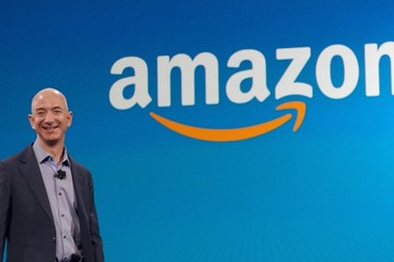 Amazon thành công ty Mỹ thứ hai cán mốc 1.000 tỷ USD