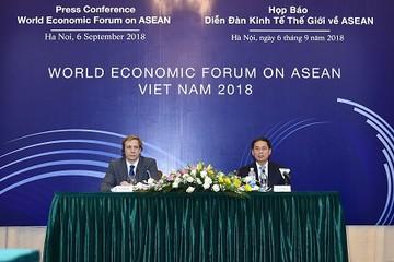 Diễn đàn kinh tế thế giới: Xác định tầm nhìn mới cho ASEAN về hội nhập