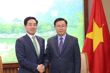 Lotte sẽ phát triển fintech tại Việt Nam