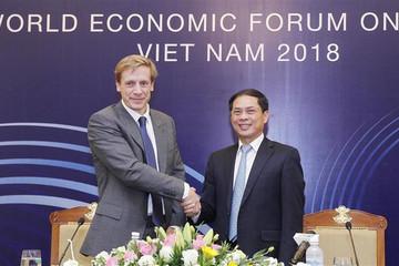 Giám đốc WEF châu Á: VN hút đầu tư nhưng thiếu năng lực sáng tạo