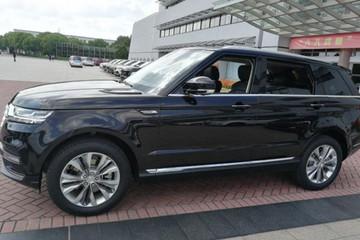 Zotye T900 - bản sao Range Rover giá từ 23.000 USD