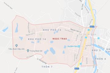 VietinBank đấu giá dự án Tòa nhà văn phòng 3.460 m2 tại Bỉm Sơn