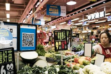 Thanh toán điện tử bùng nổ ở Trung Quốc: Ăn xin cũng quẹt thẻ