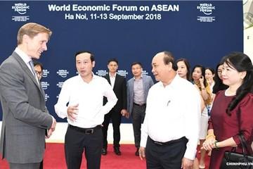 Việt Nam đã sẵn sàng cho sự kiện đối ngoại đặc biệt WEF ASEAN 2018