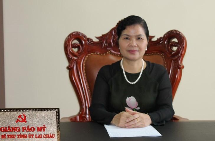 Lai Châu có Bí thư Tỉnh ủy mới