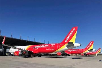 Vietjet lọt top 50 hãng hàng không tốt nhất thế giới theo Airfinance