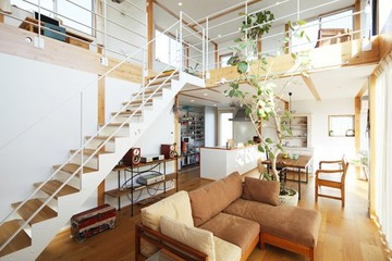 Ngôi nhà đồng quê Nhật Bản tràn ngập ánh sáng thiên nhiên