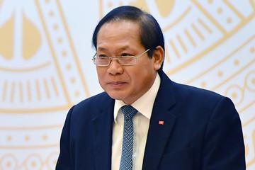 Quốc hội chuẩn bị miễn nhiệm chức Bộ trưởng của ông Trương Minh Tuấn