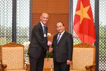 Facebook, Google muốn hợp tác với Việt Nam về nông nghiệp, công dân số