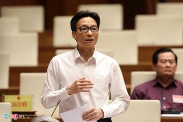 'Chính phủ chưa có chủ trương cải cách tiếng Việt'