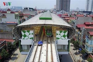 Chính thức kiểm toán dự án đường sắt đô thị Cát Linh – Hà Đông