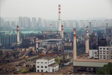 Kế hoạch tham vọng của ngành thép Trung Quốc để chống ô nhiễm