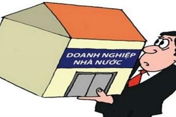 Giải pháp tái cơ cấu cho DNNN có giá trị thực tế thấp hơn nợ phải trả