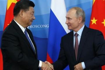 Ông Tập Cận Bình: Quan hệ Trung-Nga đang ở mức