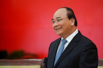 Thủ tướng trả lời phỏng vấn The Straits Times