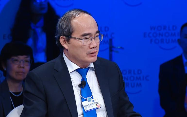 Bí thư Thành uỷ TP HCM Nguyễn Thiện Nhân kể chuyện làm đô thị thông minh