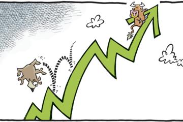 VN-Index lại thất bại trước mốc 990 điểm