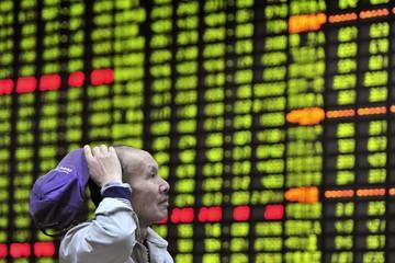 Chứng khoán châu Á đang trong đợt giảm dài nhất 16 năm