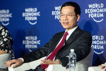 Quyền Bộ trưởng Nguyễn Mạnh Hùng: Cách mạng 4.0 thay đổi cách con người sống