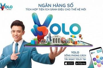 VPBank ra mắt ngân hàng số YOLO với loạt tiện ích