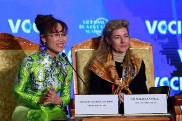 CEO Vietjet: Không phải công nghệ, chính ước mơ của con người làm thay đổi thế giới