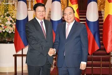 Nhiều dự án mới của Việt Nam được cấp phép đầu tư vào Lào
