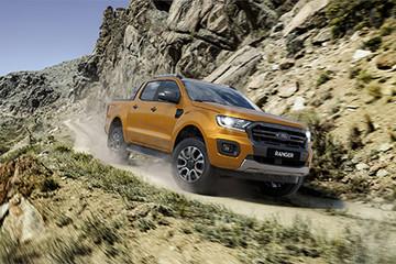 Ford Ranger lắp động cơ mới, giá cao nhất 918 triệu