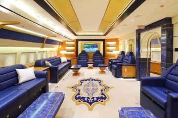 Quốc vương Qatar tặng Thổ Nhĩ Kỳ máy bay tư nhân đắt nhất thế giới