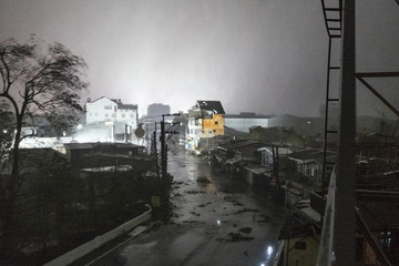 Mangkhut là siêu bão mạnh nhất thế giới trong năm 2018 và nó đe dọa thổi bay 120 tỷ USD