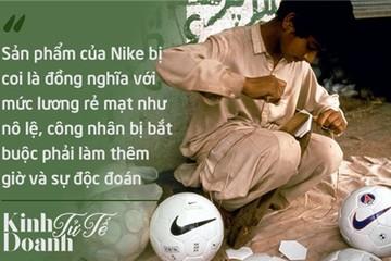 Nike: Sự thay đổi của một biểu tượng về đối xử tàn tệ với người lao động