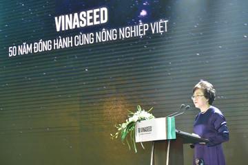 Vinaseed đổi tên, ra mắt nhận diện thương hiệu mới