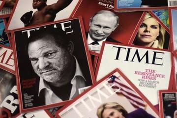 Tạp chí Time về tay tỷ phú Salesforce