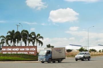 Rót 872 tỷ đồng mở rộng Khu công nghiệp Nam Tân Uyên